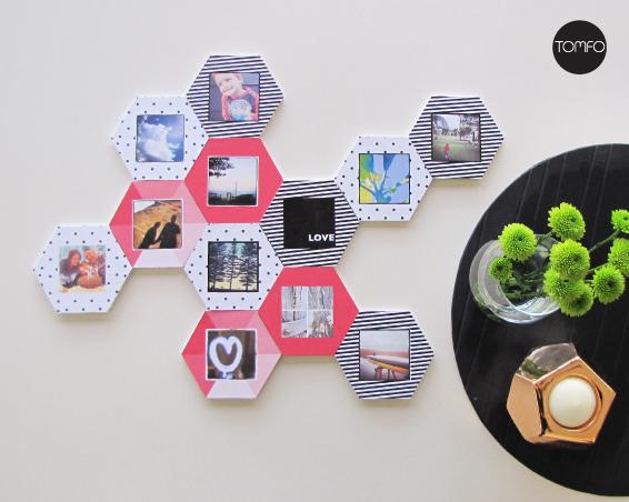 TOMFO-hexagon-frame-mural4