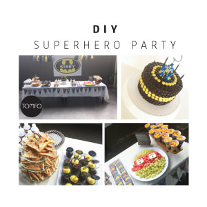 TOMFO-DIY-SUPERHERO-PARTY