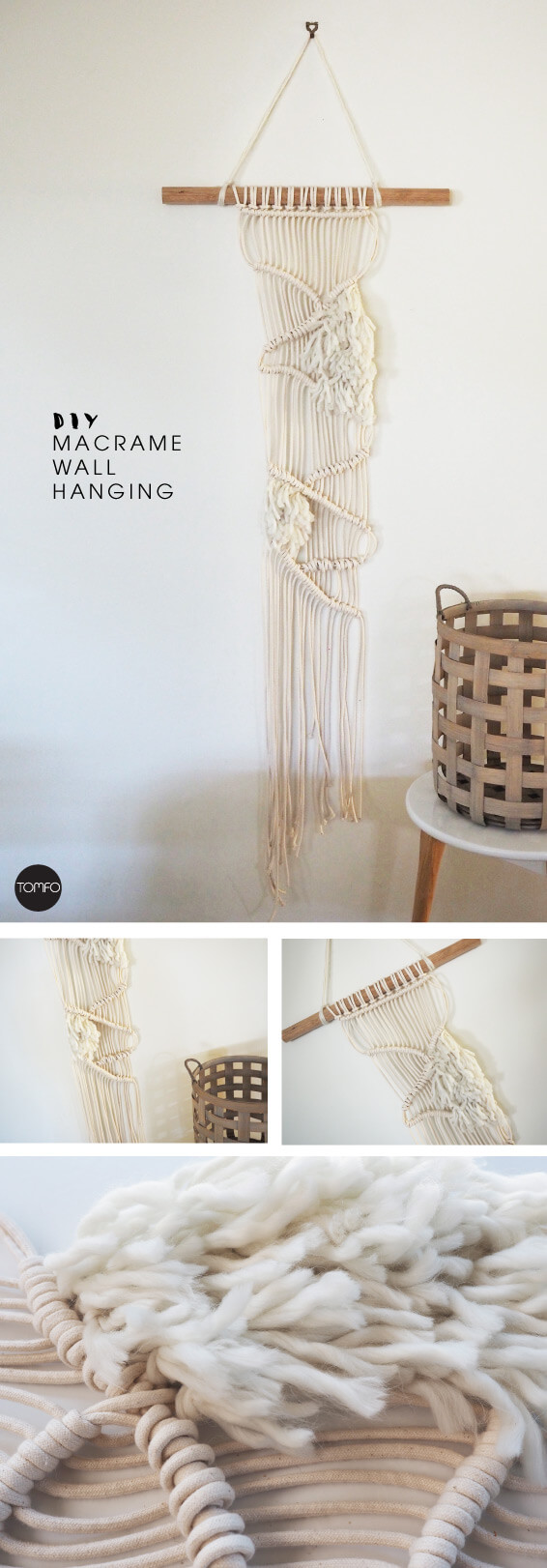 DIY-Macrame-hanging-with-half-hitch-TomfoF