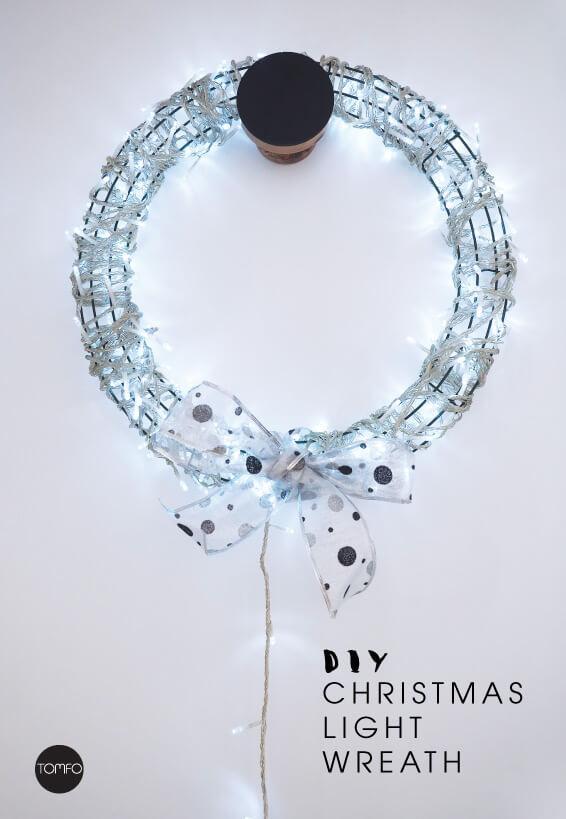 Make-a-Christmas-light-wreath-Tomfo