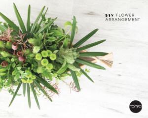 TOMFO-Diy-Flower-arrangement