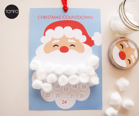 TOMFO-DIY-Christmas-countdown