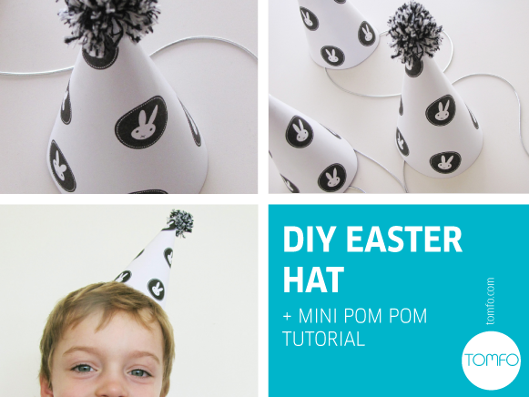TOMFO-DIY-EASTER-HAT+MINI-POMPOM