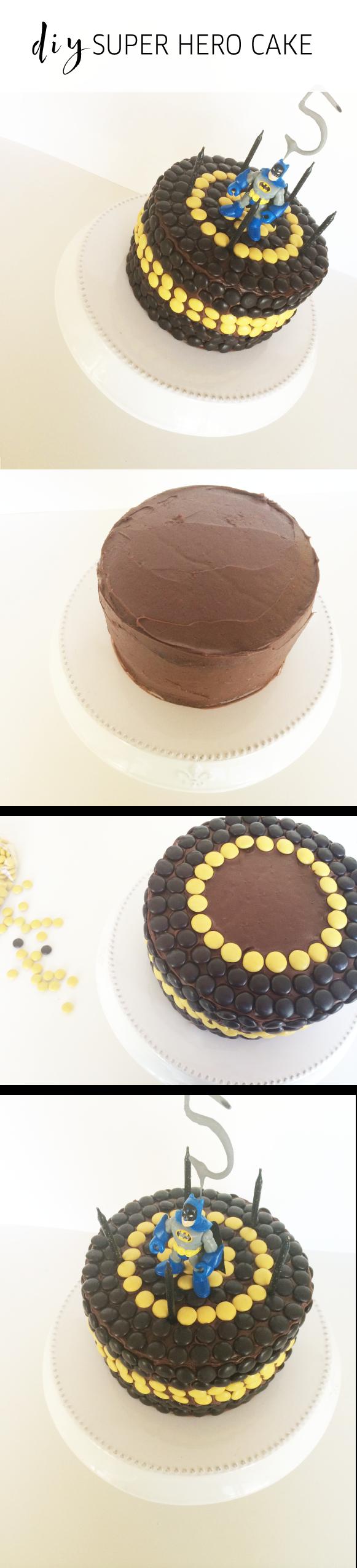 TOMFO-DIY-SUPER-HERO-PARTY-CAKE