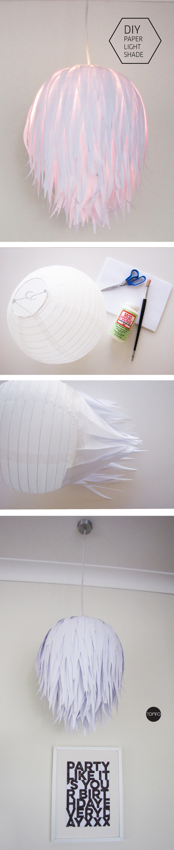 TOMFO-DIYPAPER-LIGHT-SHADE