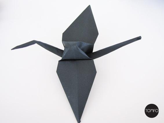 TOMFO-Origami-crane