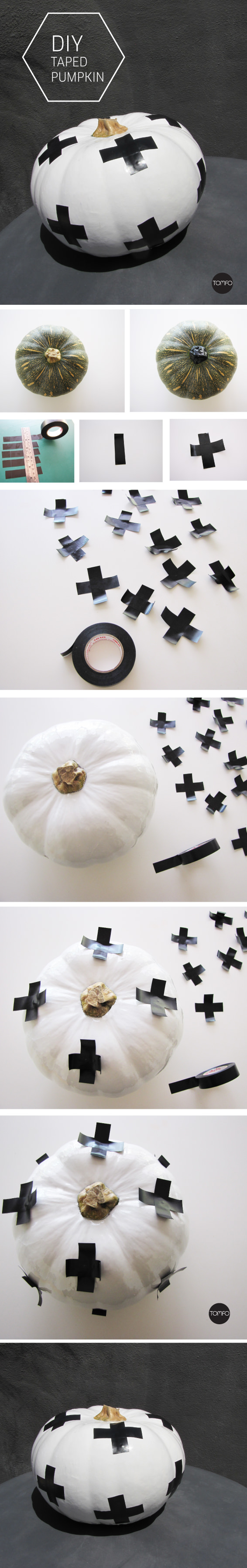 TOMFO-Washi-tape-pumpkin