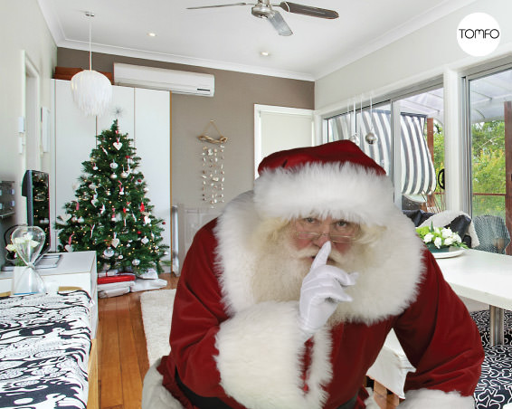 TOMFO-Santa-in-your-house