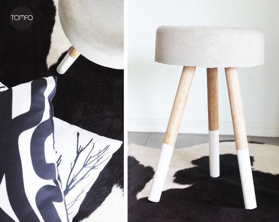 DIY-concrete-side-table-Tomfo