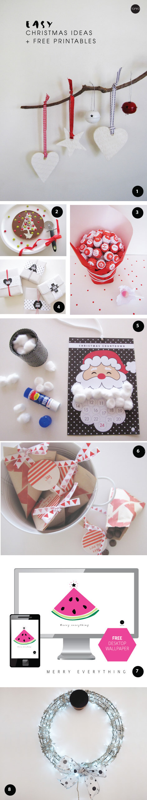 Christmas-ideas+FREE-PRINTABLES-Tomfo