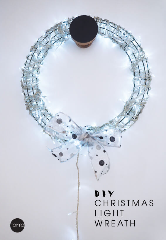 Make-a-Christmas-light-wreath-Tomfo