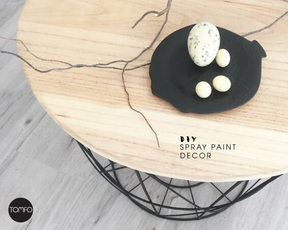 TOMFO-Diy-Spray-paint-plate