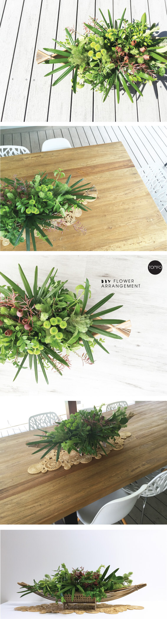 TOMFO-Easy-Diy-Flower-arrangement