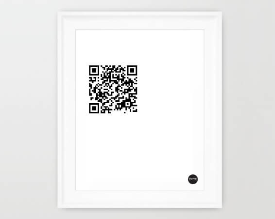 QR-Code-art-You're-my-favourite
