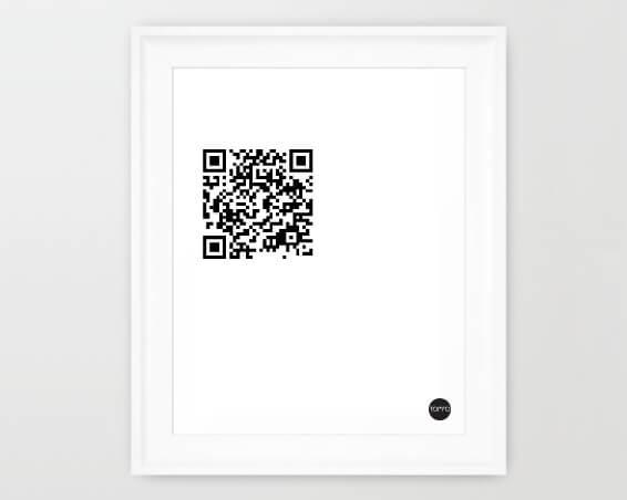 QR-Code-art-You're-my-favourite