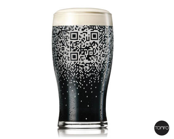 TOMFO-Guiness-QR-code-cup