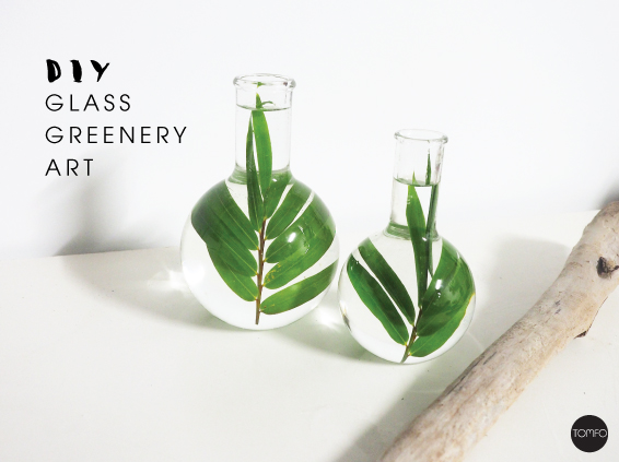 DIY-Glass-greenery-art-by-TOMFO