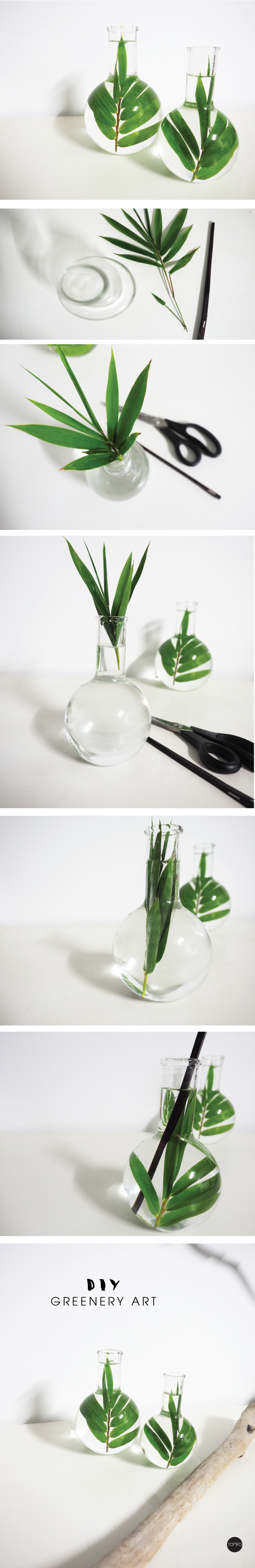 DIY-Greenery-art-TOMFO