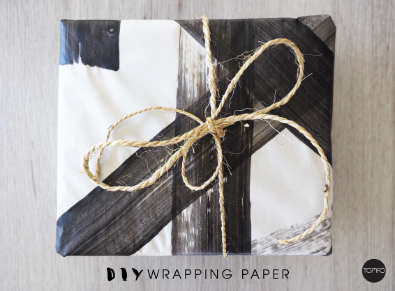 7 Easy Diy Wrapping Paper Ideas Tomfo